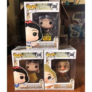 Snow White Funko POP Bundle